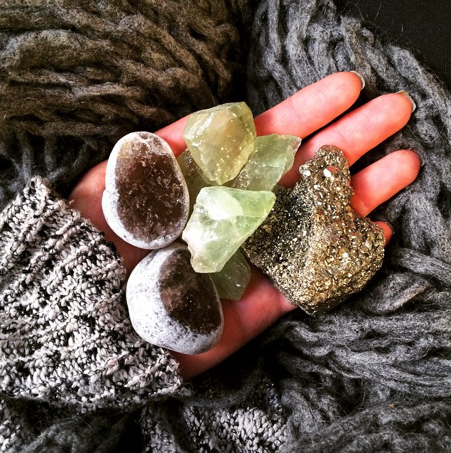 How to use crystals to become more intuitive