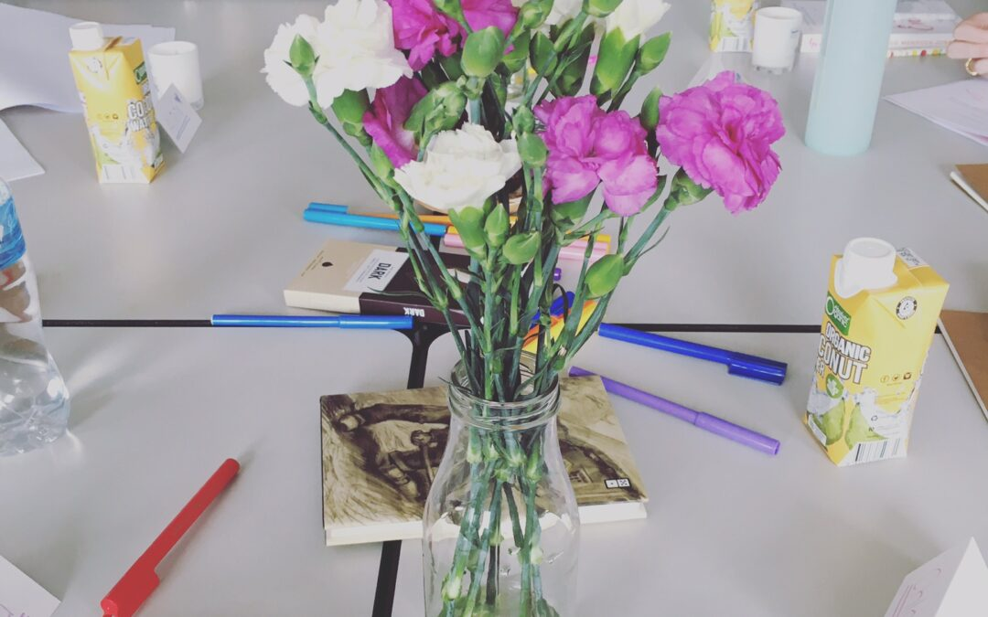 Insights from planning and running my Love What You Create Workshop